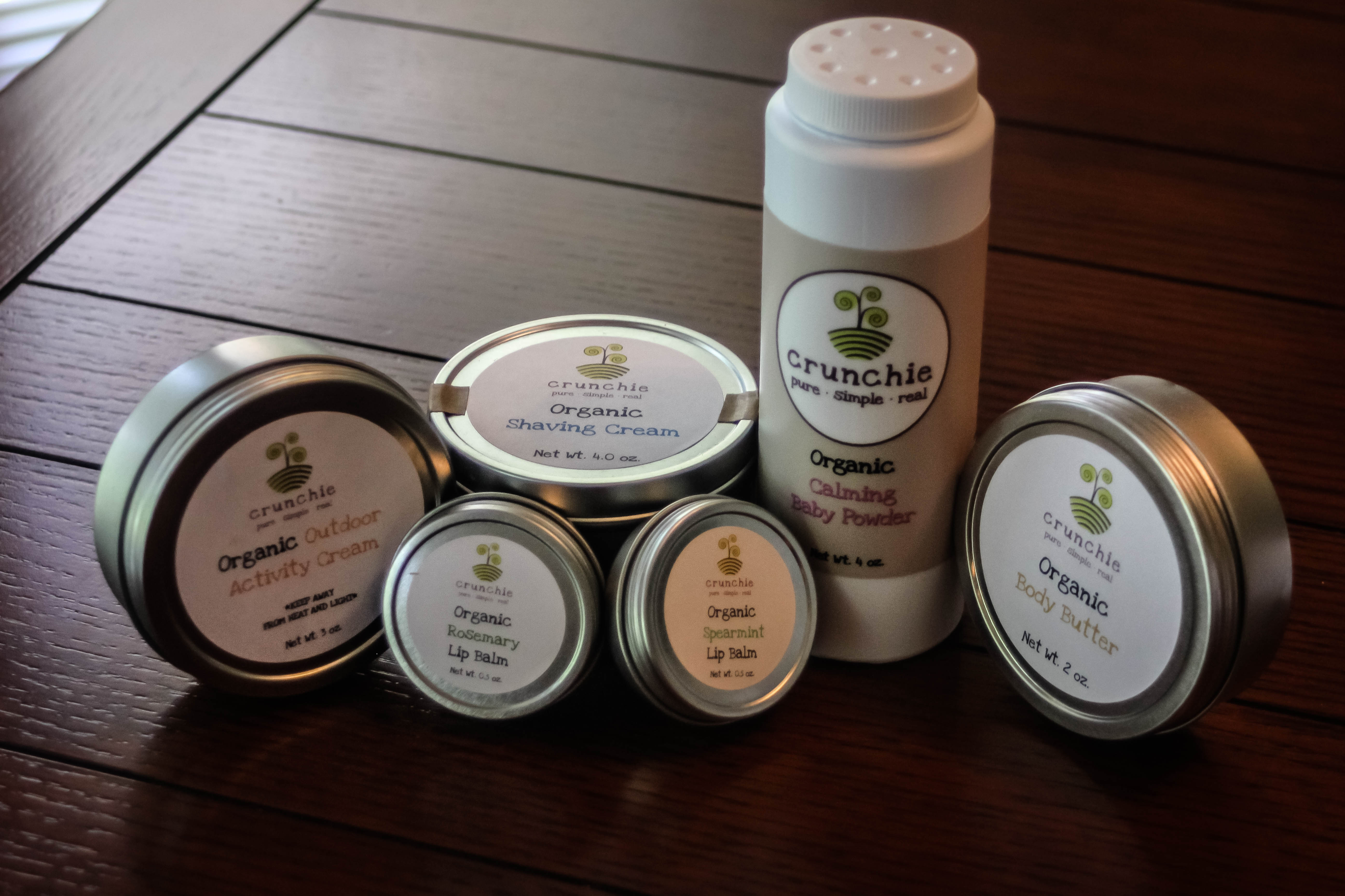 Crunchie Life and SirenSistersElixirs Giveaway (Essential Oil and Natural Product Swag)