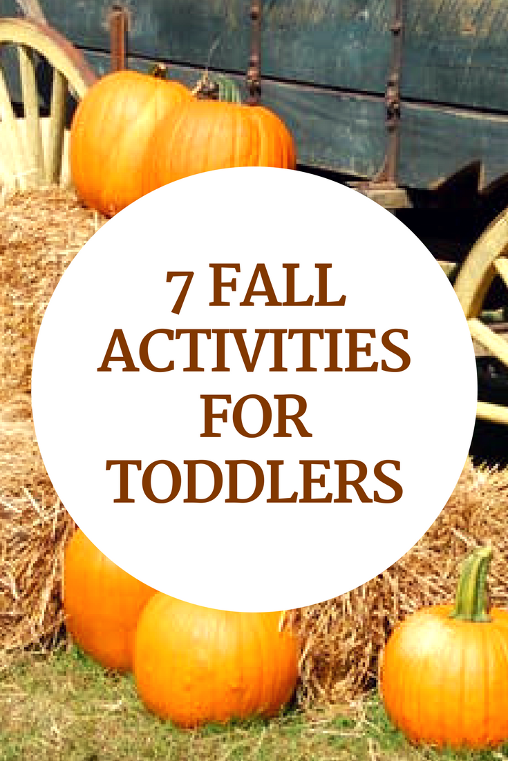 7 Fall Activities for Toddlers
